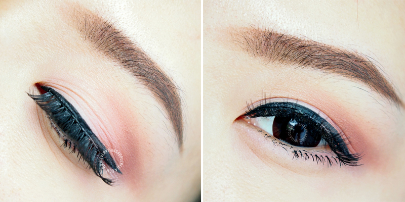 大量睫毛EOTD-美容博客