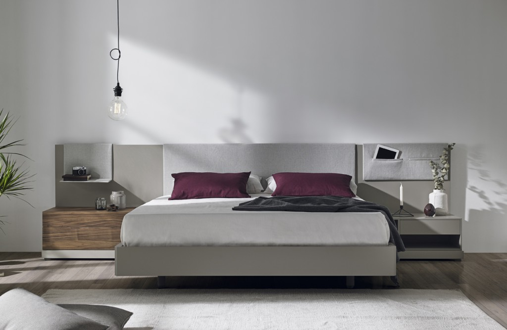 Zorganizowane miejsce do spania