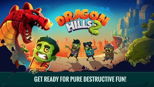 Dragon Hills 2 v1.1.7[APK-MOD-FULL]Dinero Infinito[Multi]