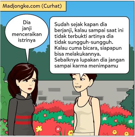 komik wanita pelakor