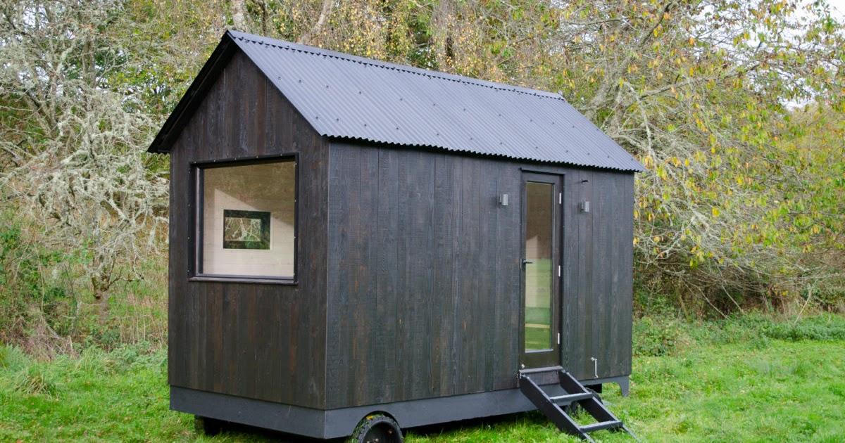 Shedworking Nomad Cabin
