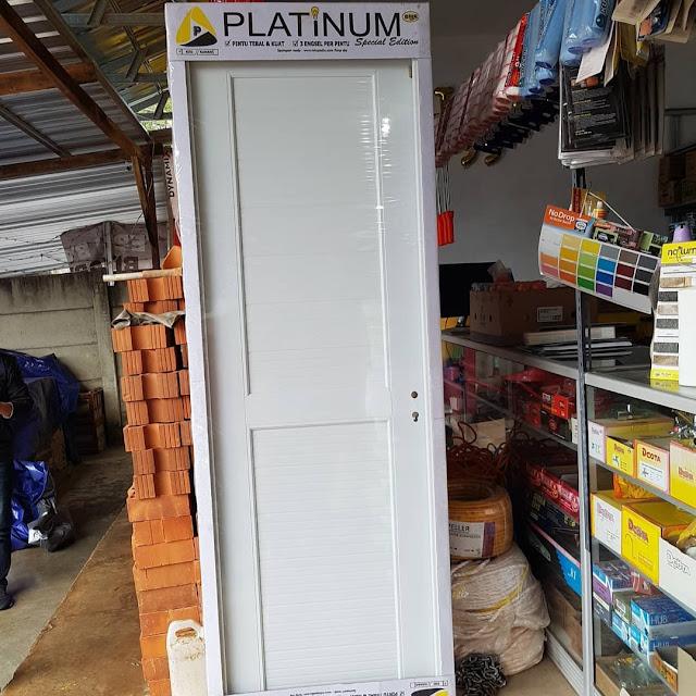 Model Pintu Kamar Mandi Minimalis PVC