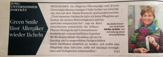 Wirtschaftsblatt, 03.12.2014