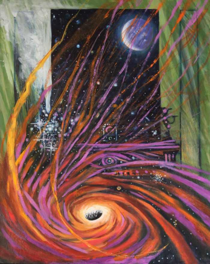 Эйнштейновское представление времени и пространства. Kris Krohn