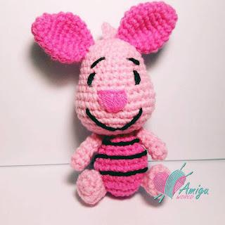 PATRON WINNIE POOH | Crochet teddy, Crochet patterns amigurumi ... | 320x320