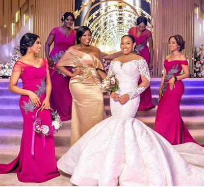 Wedding Photos of Actor Williams Uchemba