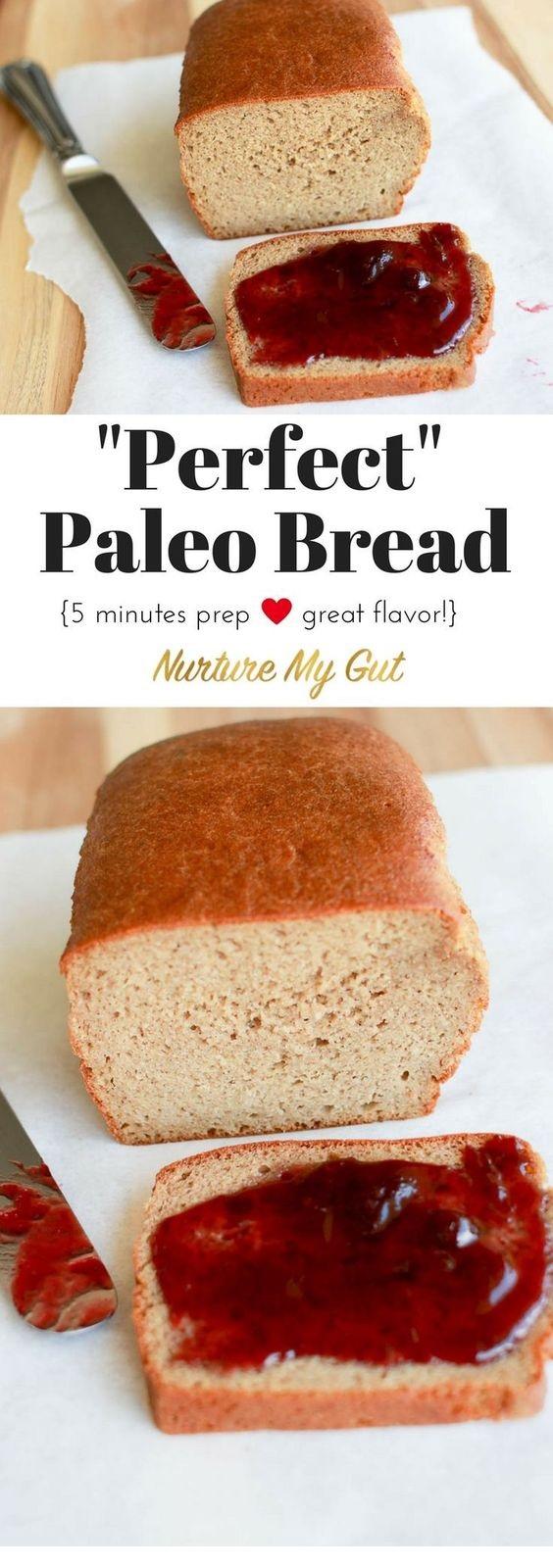 Perfect Paleo Bread