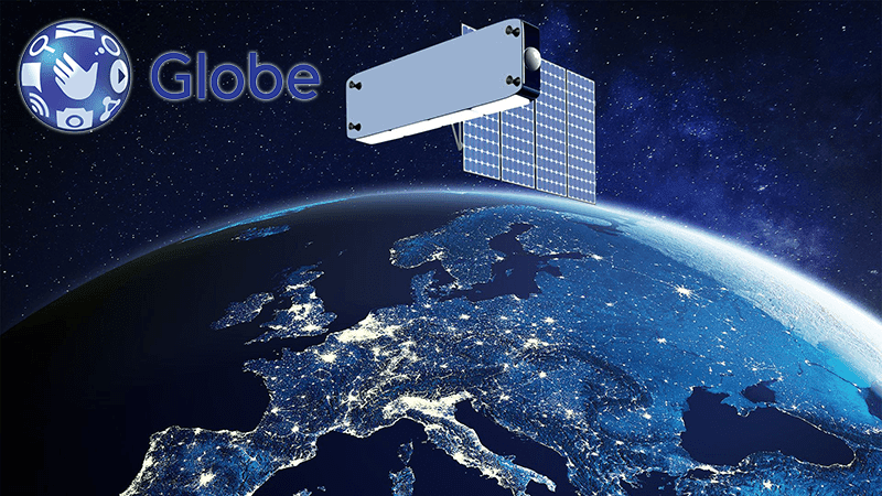 Globe to utilize satellite broadband to provide connectivity on remote areas