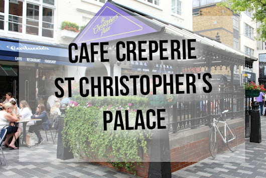 Cafe Creperie - St Christopher's Palace