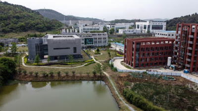 Whuhan lab