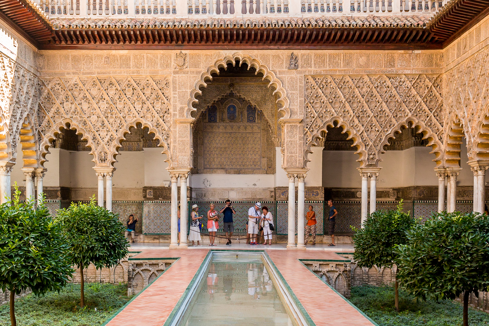 Between Fantasy and Fairytale: The Real Alcázar in Seville ...