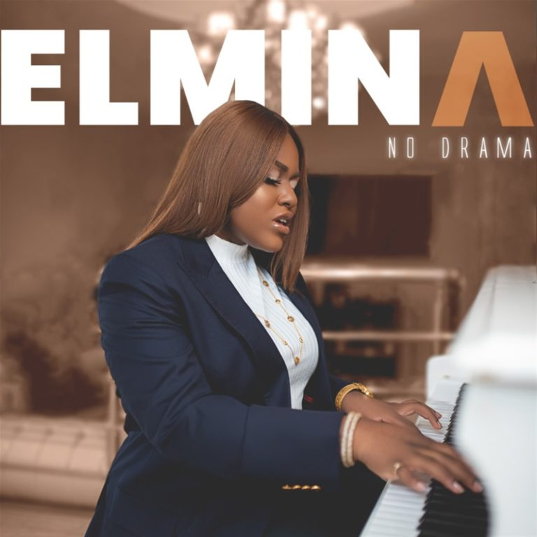 "Elmina Goes Live With Her First EP, ""NO DRAMA"" 