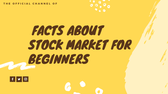 Facts About Stock Market for Beginners - Retail investors
