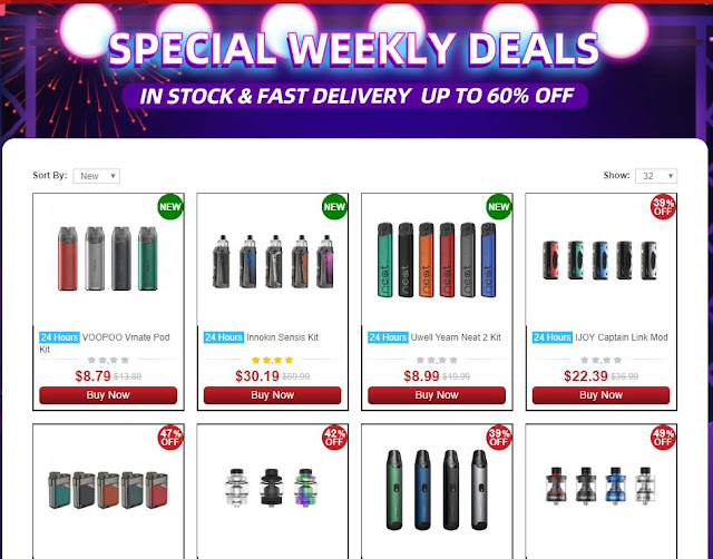 Check out the best weekly deals on sourcemore!