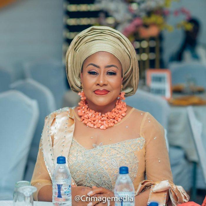 Photos from actress Ngozi Ezeonu's daughter's wedding ...