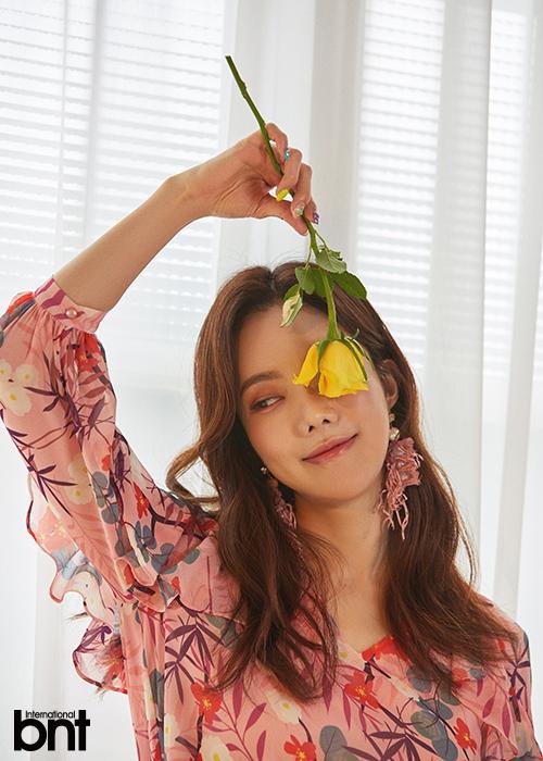 미스트롯 김나희 화보