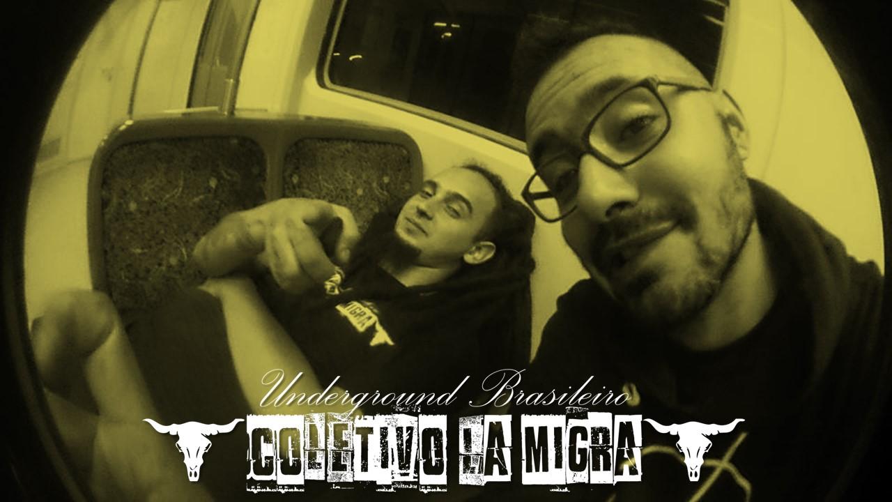 4143310a7 Max Oliveira e Sidney Santos - Coletivo La Migra