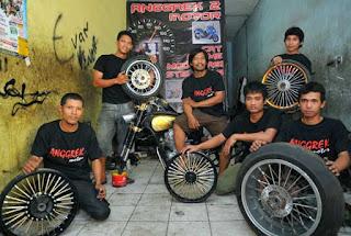Alamat Bengkel Ahli Modifikasi Motor Bandung