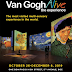 Van Gogh Alive Is Coming to Manila, The World's Most Visited Multi-Media Exhibition