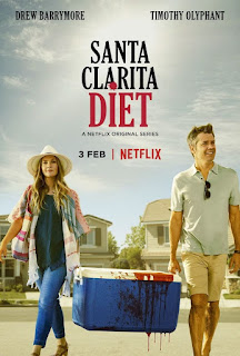 Santa Clarita Diet Serie Completa 1080p Dual Latino/Ingles