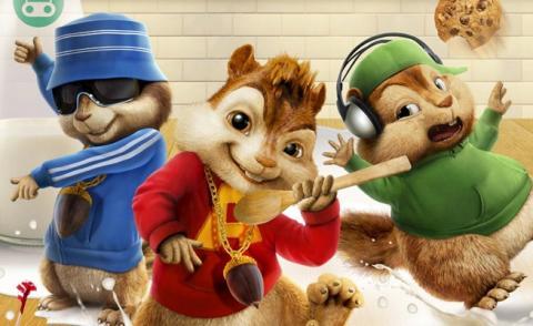 Sóc Siêu Quậy 1 -  Alvin and the Chipmunks 1 (2007) [HD VietSub]