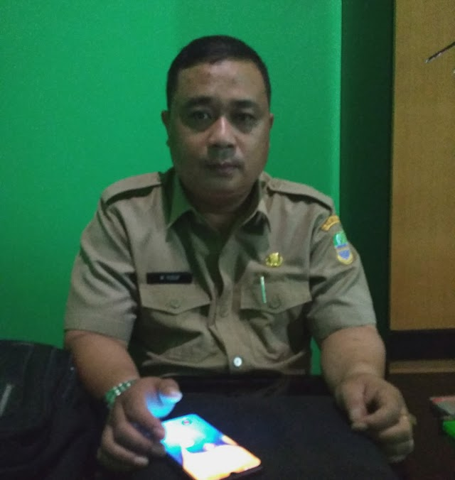 Sambut Positif, M.Yusuf Apresiasi Langkah Berani Camat Tarumajaya Bakal Data Aset Lahan TKD, Harapannya..?