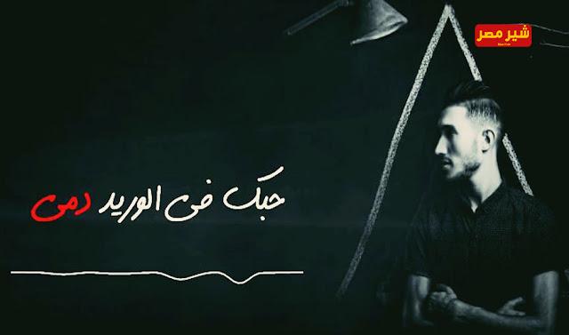 تحميل اغنية حبك فى الوريد دمى - كلمات اغنية حبك فى الوريد دمى- بكر صلاح حبك فى الوريد دمى