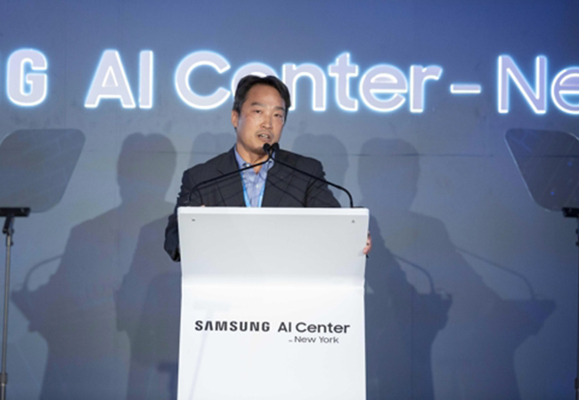Tinuku Samsung launches AI research center in New York
