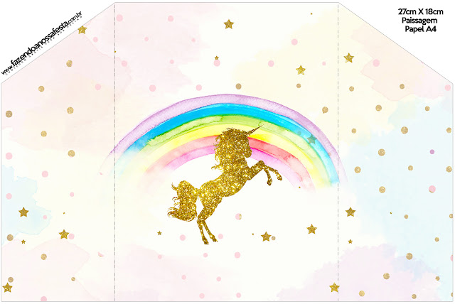 unicorn party free printable