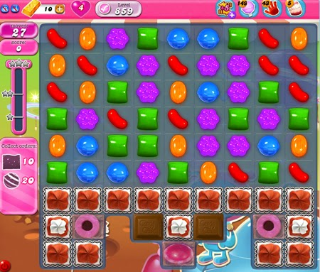 Candy Crush Saga 859