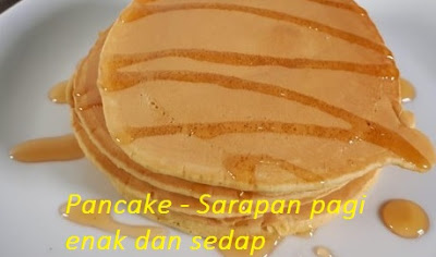 pancake enak dan sedap
