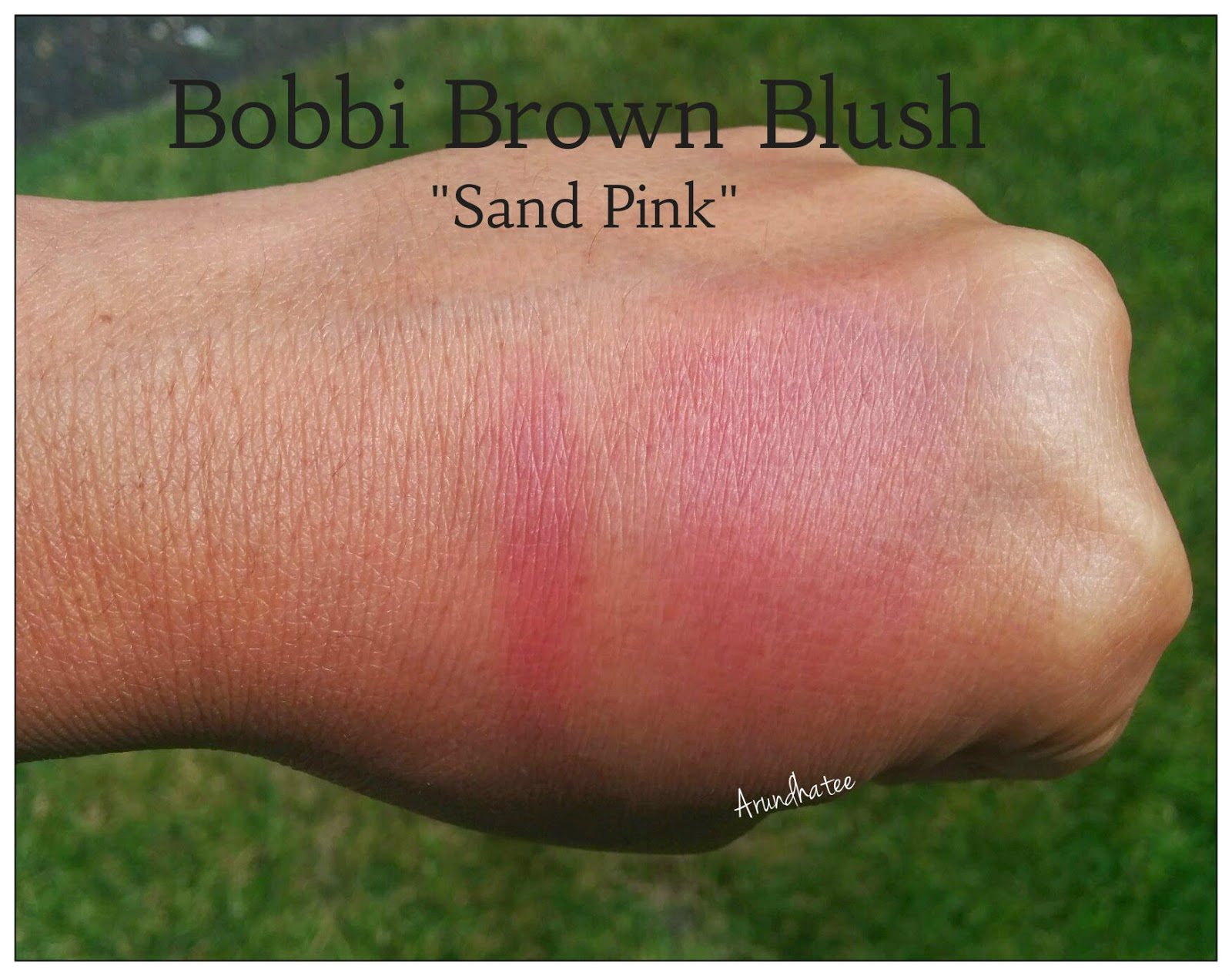 Discovering Me Review And Swatches Bobbi Brown Blush