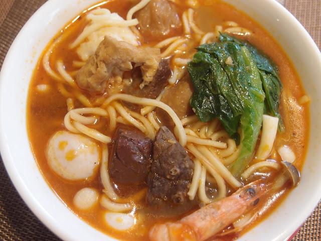 shacha noodle