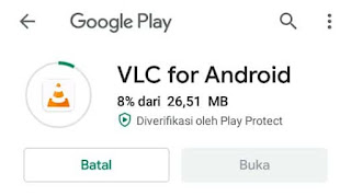 download vlc di android