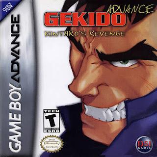 Gekido Advance: Kintaro's Revenge ( BR ) [ GBA ]