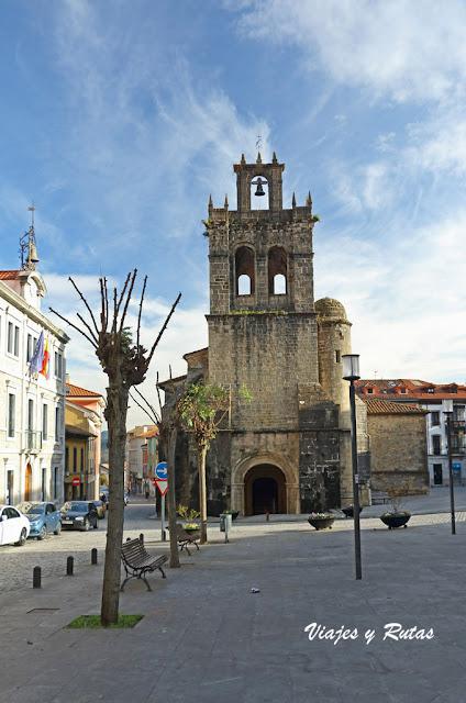 Colegiata de Santa María la Mayor, Salas