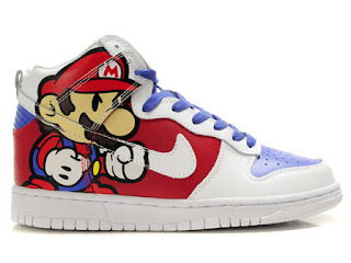 meet a185f e6c0d Mario Bros brother is our love game character.Nike dunks also interested on  the mario bros brother ,nike have created a series Mario Bros shoes.