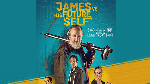 James vs His Future Self (2020) English Full Movie Download Free