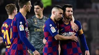 موعد مباراة برشلونة واسبانيول السبت 04-01-2020 في الدوري الاسباني
