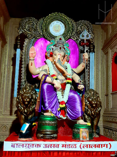 Bal Yuvak Utsav Mandal Lalbaug, Ganesh Chaturthi 2019, Ganesh Chaturthi, Mumbai Ganesh Festival, Mumbai, Mumbai Ganpati 2019, Ganesh Chaturthi in Mumbai, Ganesh Chaturthi celebration in Mumbai, Ganesh Chaturthi Celebrations, Famous ganpati in Mumbai, Festival, Best Ganpati in Mumbai, Mumbai Ganesh darshan, Ganesh Chaturthi Mumbai, Blog, Blogging, Bloggers, Indian Bloggers, Incredible India, Personal, Happening Heads, #HappeningHeads