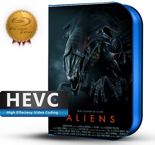 Aliens Extended (1986) 1080P HEVC-8Bits BDRip Latino/Ingles(Subt.Esp)(Ciencia ficción.)