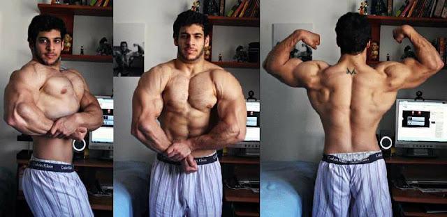كابتن محمود الدره Durrah IFBB Pro رمز صاعد بقوه في عالم كمال أجسام - اعرف بطل