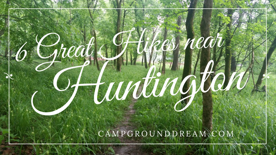 Six Hiking Trails near Huntington West Virginia