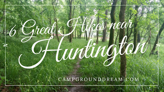 Camp Tabor : 6 Great Hikes near Huntington, WV