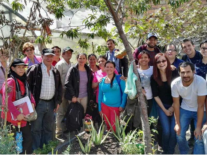 Red Agroecológica del Sur de Bogotá, por el rescate de la agricultura nativa, urbana y sostenible