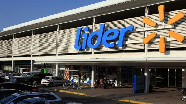 Supermercado Líder em Santiago do Chile