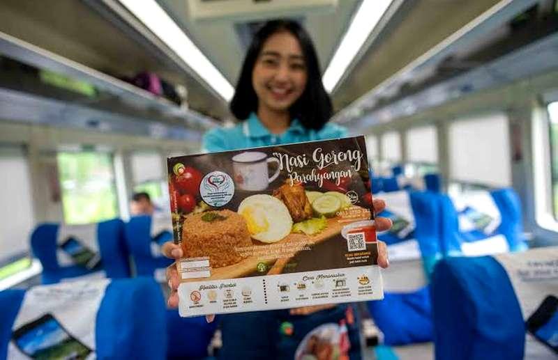 Harga Makanan dan Minuman di Kereta Api (reska.co.id)