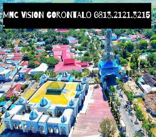 Top TV Gorontalo K-Vision Okevision Indovision MNC Vision Indihome wifi