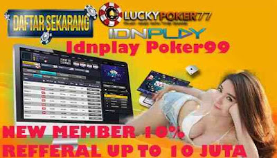 Idnplay Poker99
