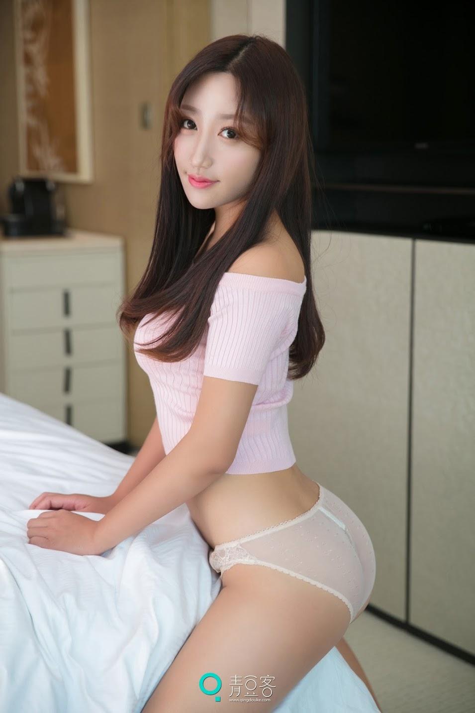 QingDouKe青豆客 NO101 2017.09.30 林紫涵 [50+1P-178M]
